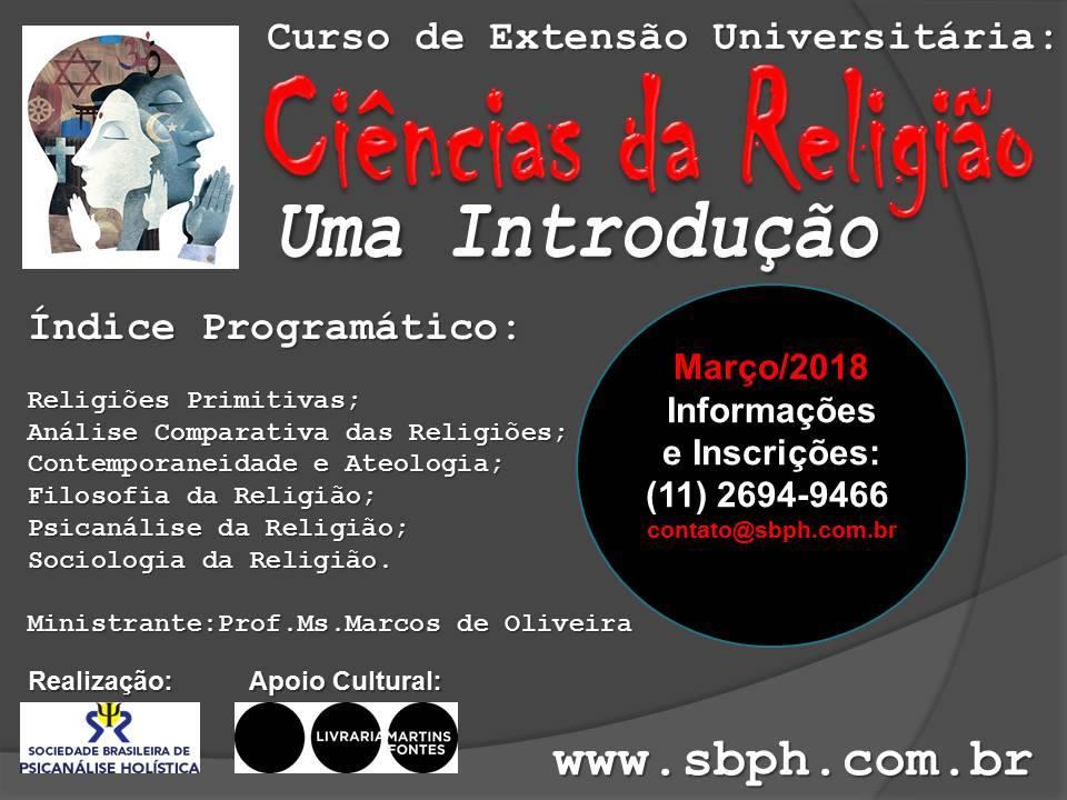 ciencias da religião